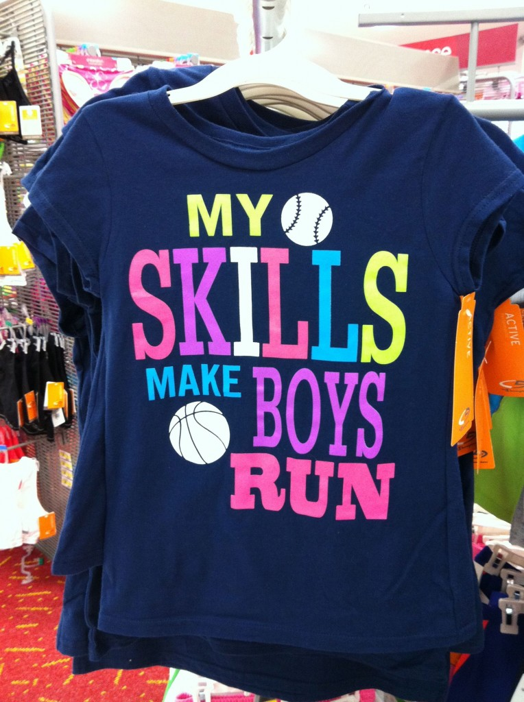 my skills make boys run