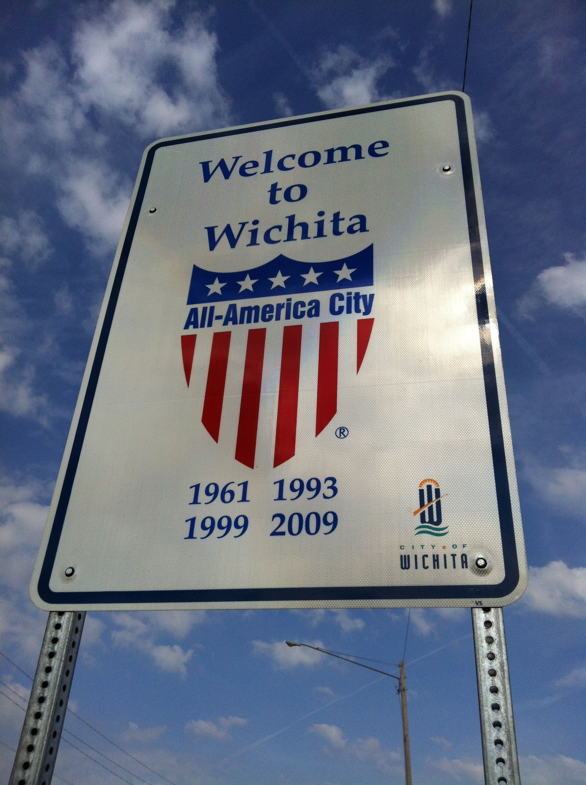 Welcome to Wichita, Kansas, All-America City