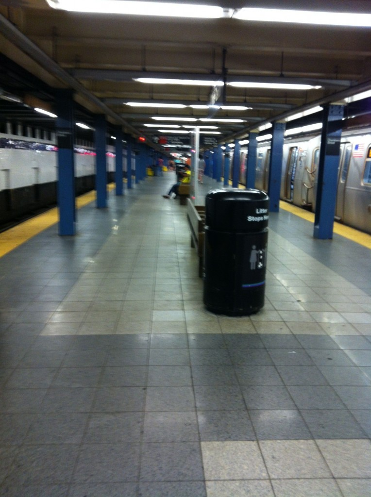911 wtc subway station