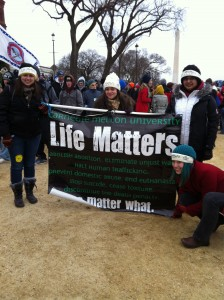 Carnegie Mellon pro-life generation March for Life