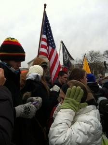 Old Glory March for Life