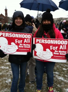 personhood for all March for Life